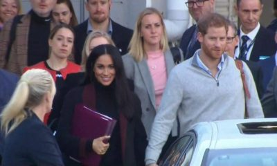 Prince Harry , Meghan Markle land in Australia