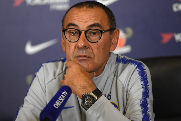 Photo of Sarri to be sacked if Chelsea lose Carabao Cup final against Manchester City