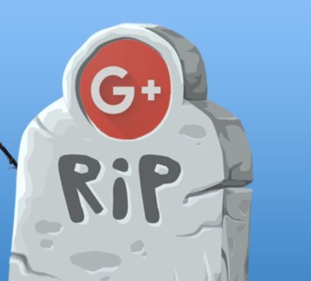 Google announces plan to shut down Google Plus
