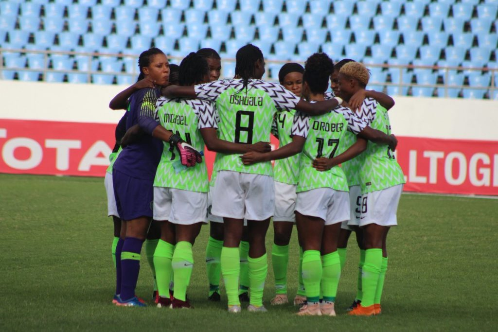 Super Falcons qualify for AWCON final