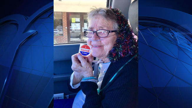 American woman dies days after voting for the first time