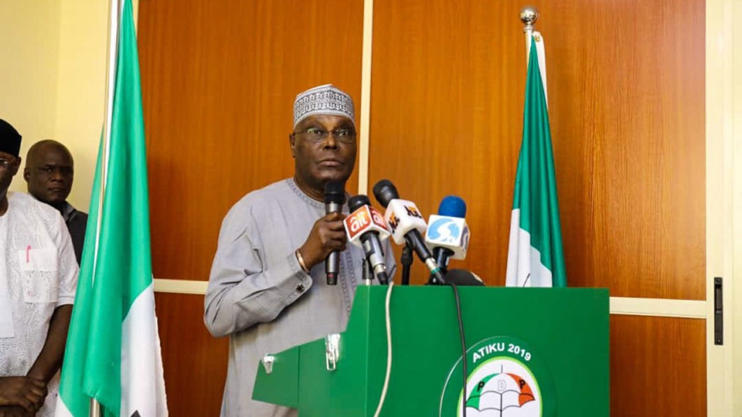 Atiku secures US visa