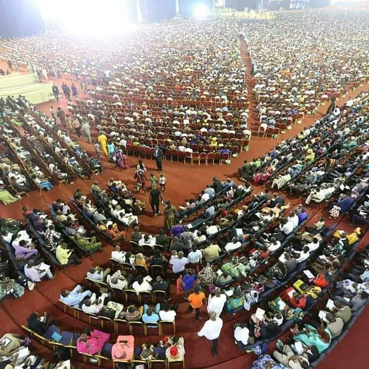 Photo of Dunamis Live Service 28 July 2019 at Glory Dome
