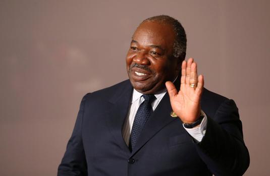 Bongo - Gabon vice president