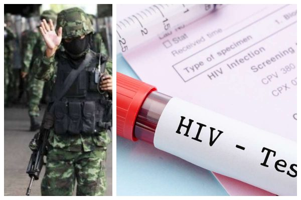 HIV-infected soldier accused of raping more than 70 teenage boys