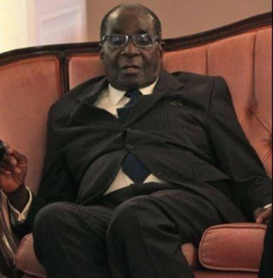Robert Mugabe is 'sick' and 'unable to walk' - President Emmerson Mnangagwa