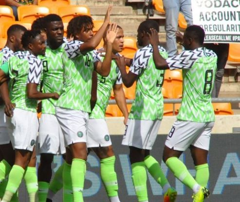 Photo of Nigeria qualify for 2019 AFCON after a 1 – 1 draw with South Africa