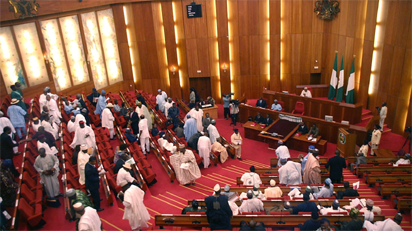 Photo of Senate orders Police to vacate Akwa Ibom Assembly complex
