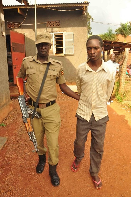 Photo of Uganda man nabbed for allegedly defiling 7-year-old girl