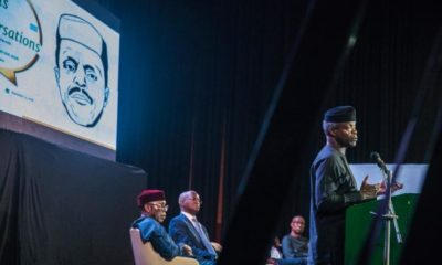 N-Power to become Africa's largest post-tertiary job scheme, says Osinbajo