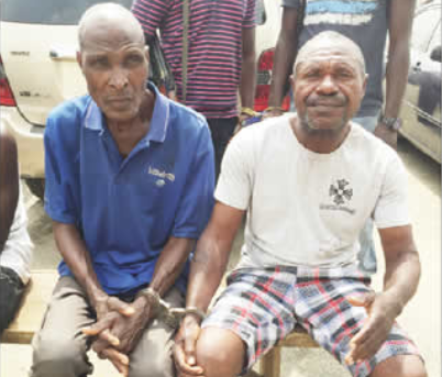Photo of Man arrested for allegedly defiling his 14-year-old daughter in Lagos