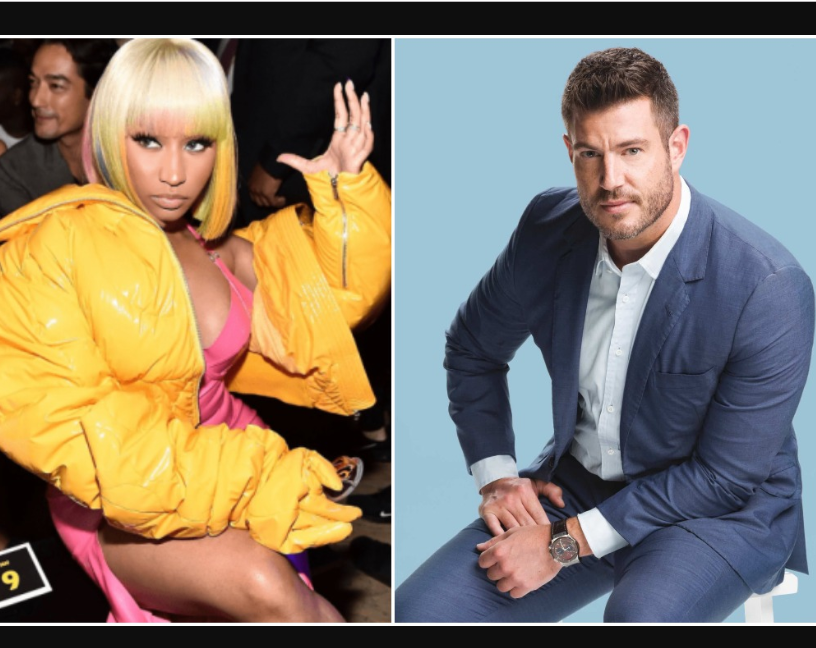 Photo of Nicki Minaj threatens to sue 'Dailymail TV' host Jesse Palmer for 'lying' about her on national television (Video)