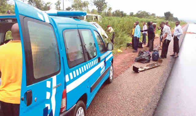 Truck crushes four traders to death in Ibadan