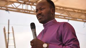 Photo of Cross Over Night LIVE with Apostle Johnson Suleman