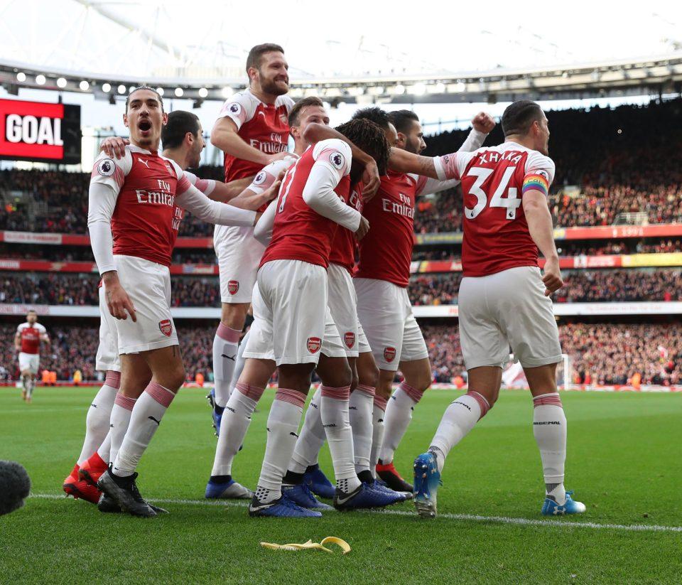 Arsenal players to resume training next week
