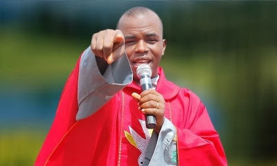 Photo of Rev. Father Mbaka Escapes Assassination