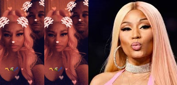 Nicki Minaj is allegedly dating a convicted rapist Kenneth 'Zoo' Petty