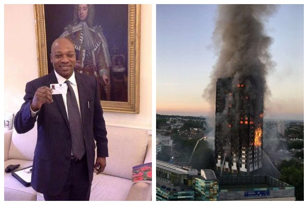 Photo of Nigerian man convicted for lying his family died in fire accident
