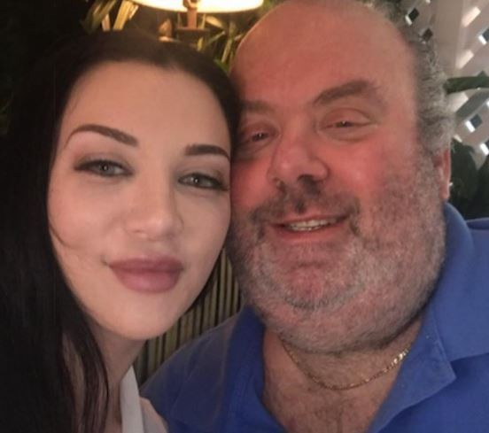Retired porn star's Instagram tribute to her dead sugar daddy