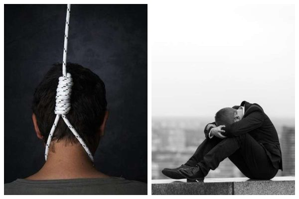 Photo of Therapist commits suicide after helping man overcome depression