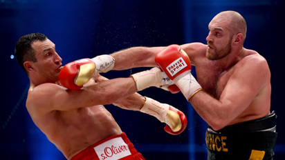 Photo of Tyson Fury, Wilder fight ends in controversial draw