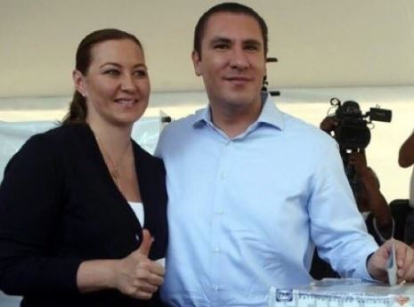 Photo of Mexican governor and her senator husband killed in helicopter crash on Christmas eve