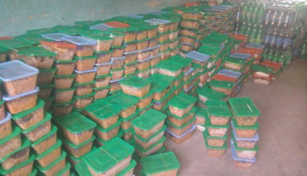 Catholic bishop feeds 991 inmates in Jos prison