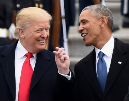 Photo of Trump celebrates as Federal judge rules Obamacare as 'unconstitutional'