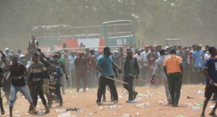 APC governorship rally in Lagos state