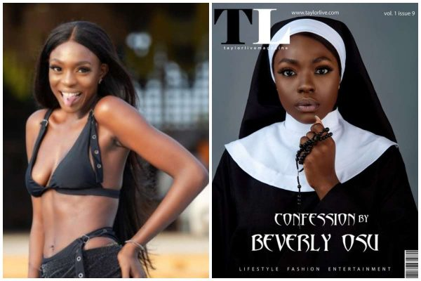Beverly Osu nun pictures