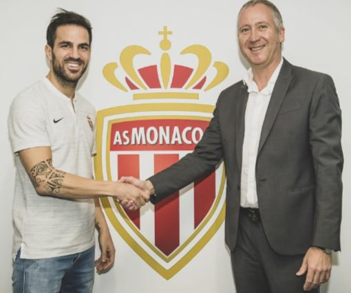 Photo of Latest Transfer News: Cesc Fabregas completes switch to Monaco and will wear Jersey 44