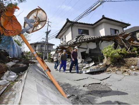 Japan's Earthquake