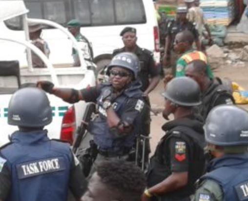 killing of 7 people in Kaduna Market