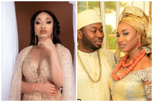 Photo of Tonto Dikeh kicks against getting back with Churchill