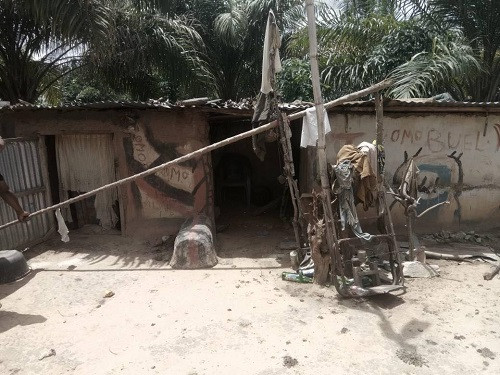 Photo of Man stabs his mother to death during a heated argument in Nasarawa