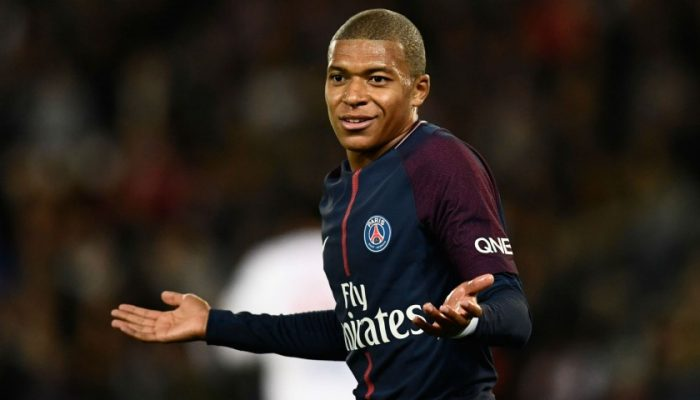 PSG vs Nimes: Mbappe double sees PSG strengthen hold on Ligue 1 title