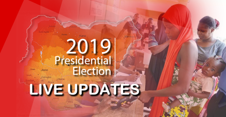 Photo of Nigeria Decides: Live 2019 presidential election results