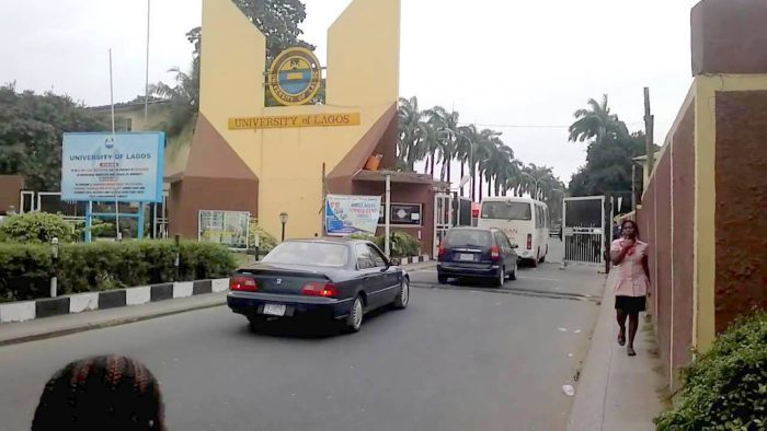 Photo of 19-year-old Unilag student recounts how she was videoed, gang-raped and blackmailed by 8 fellow students