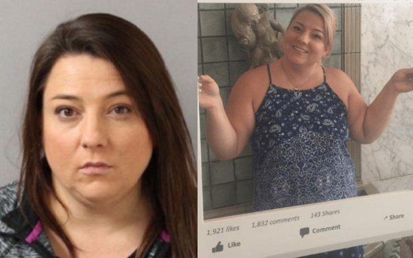 Woman arrested for having sex with 14-year-old boy 50 times