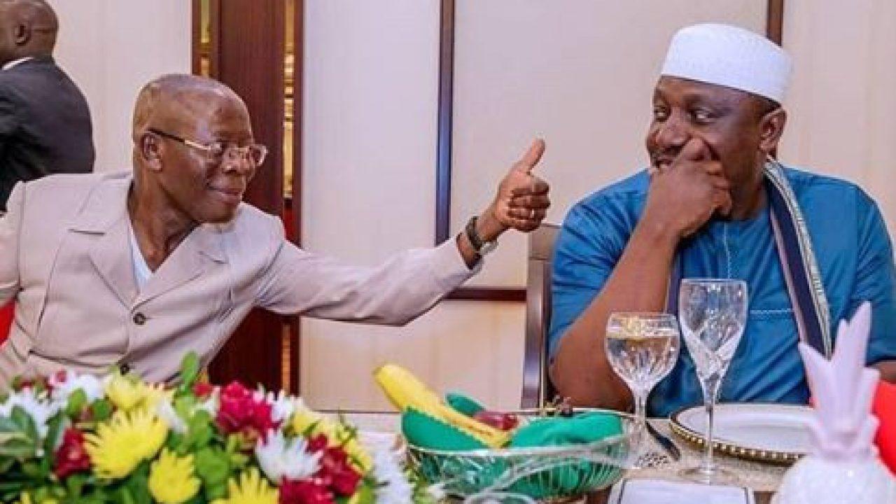 Photo of Posterity will judge you, Okorocha tells Oshiomhole