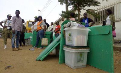 Akwa Ibom Election: Security agents shoot ballot box snatcher dead