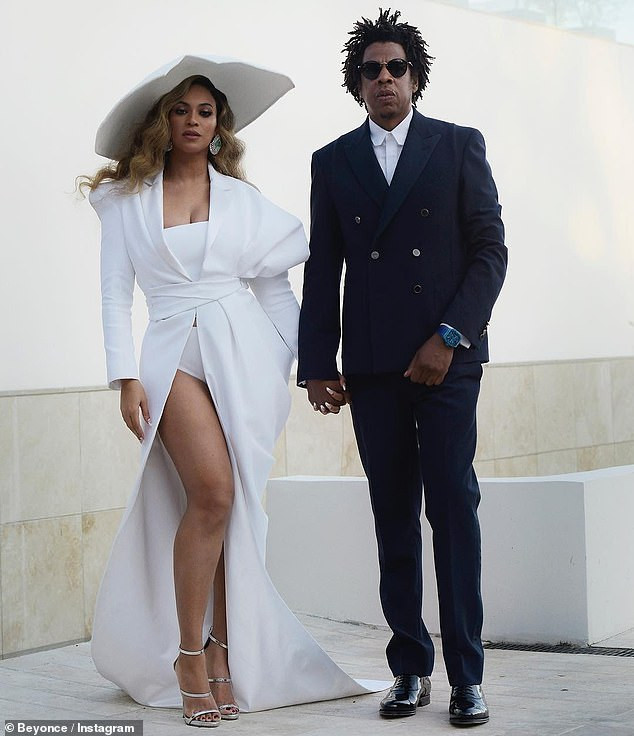 Photo of Photos of Beyonce and Jay-Z before 2019 NAACP Image Awards