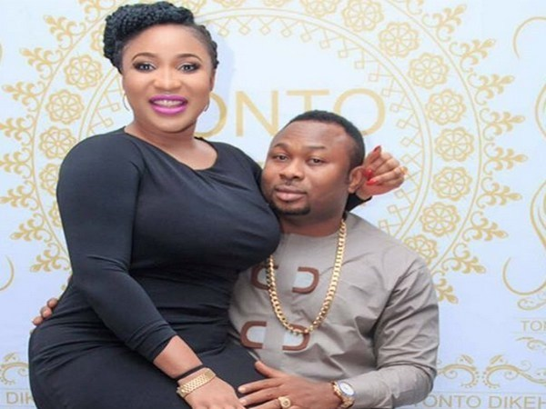 Photo of I met Tonto Dikeh at a night club – Olakunle Churchill
