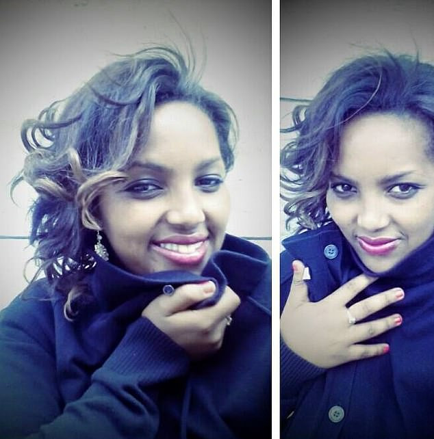 Photo of Ethiopian entrepreneur faces execution in China after her friend asked her to 'deliver shampoo which she did not know contained cocaine' (Photos)
