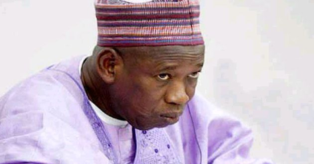 Ganduje bans men and women from boarding same tricycle in Kano