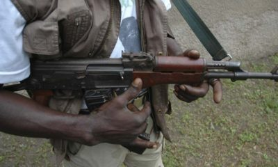 Coronavirus lockdown: Armed robbers on rampage in Lagos