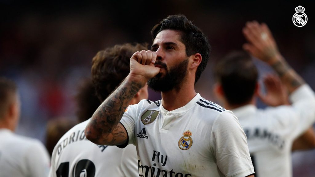 Photo of Real Madrid vs Celta Vigo: Bale, Isco give Zidane winning start