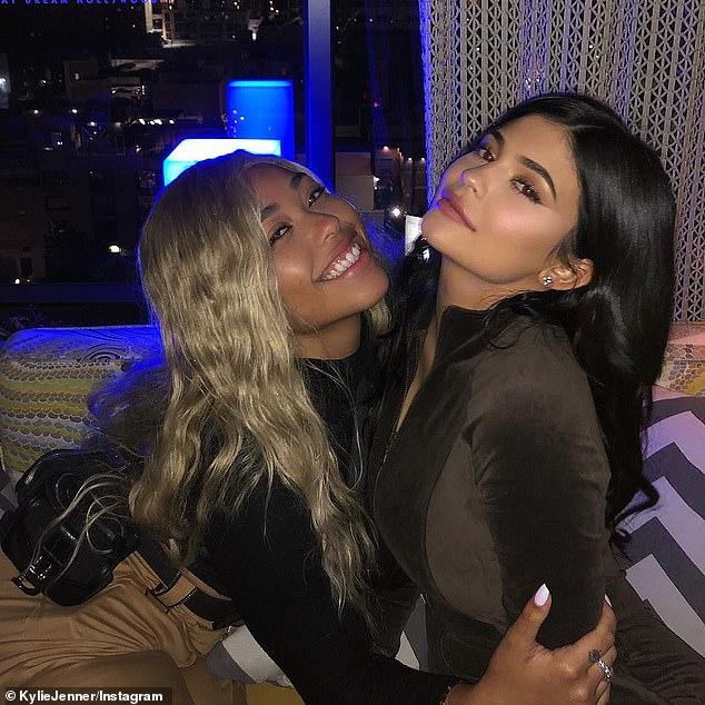 Jordyn Woods likes Kylie Jenner's racy Instagram snap