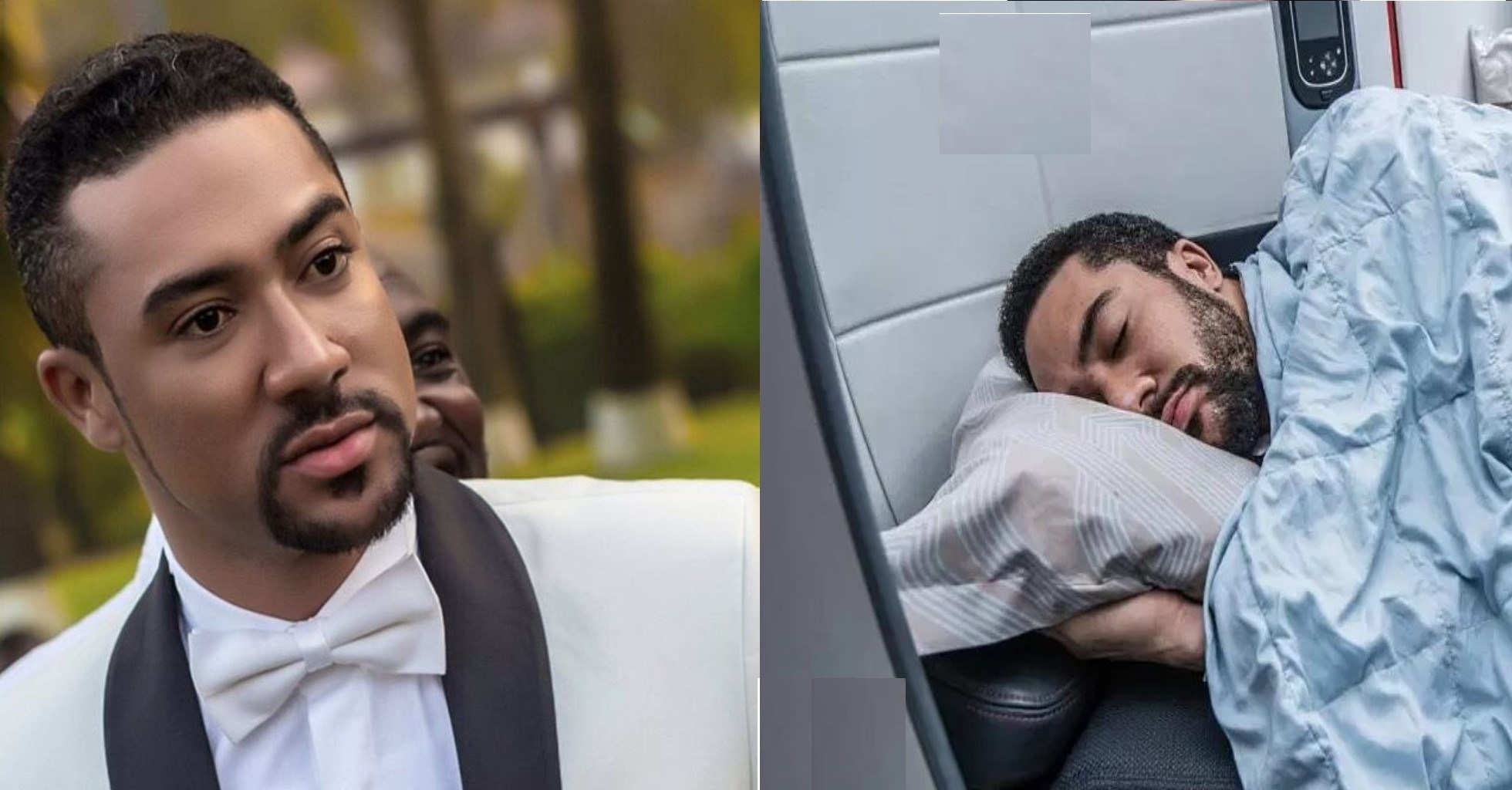 Photo of Actor Majid Michel flown abroad for throat surgery
