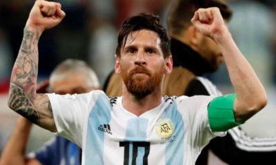 Messi returns to Argentina team for first time since 2018 world cup